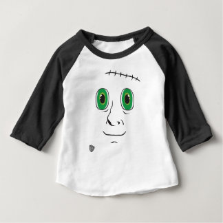 Selbst gemachtes Monster Baby T-shirt
