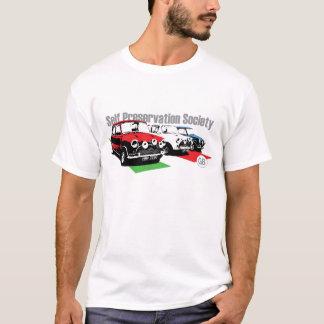 Selbstbewahrungs-Gesellschaft T-Shirt