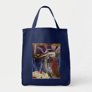 Selbstbewusstsein der Künstlercollage durch Aleta Einkaufstasche