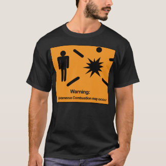 Selbstentzündung T-Shirt