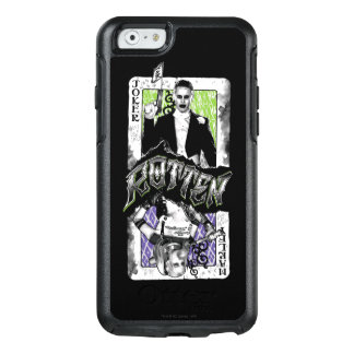 Selbstmord-Gruppe | Joker u. Harley faul OtterBox iPhone 6/6s Hülle