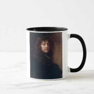 Selbstporträt, 1665-70 (Öl auf Leinwand) Tasse