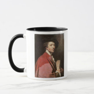 Selbstporträt, 1775 tasse
