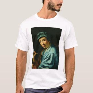 Selbstporträt, c.1555 (Öl auf Platte) T-Shirt