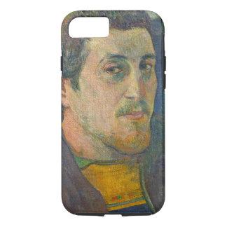 Selbstporträt eingeweiht Carriere, 1888-1889 iPhone 8/7 Hülle