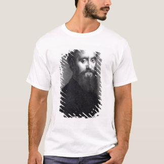 Selbstporträt, graviert von Jean-Louis Potrelle T-Shirt