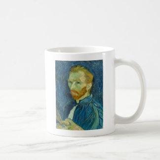 Selbstporträt, Vincent van Gogh Kaffeetasse