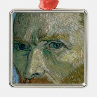 Selbstporträt Vincent van Goghs |, 1889 Silbernes Ornament