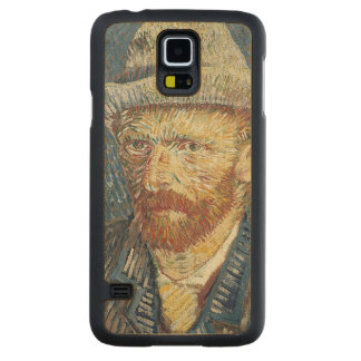 Selbstporträt Vincent van Goghs | mit geglaubtem