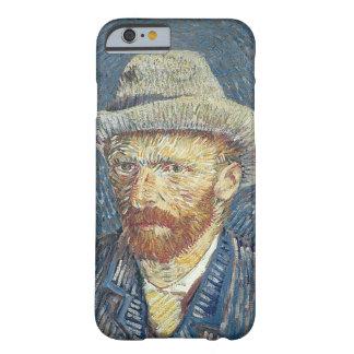 Selbstporträt Vincent van Goghs | mit geglaubtem Barely There iPhone 6 Hülle