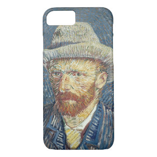 Selbstporträt Vincent van Goghs | mit geglaubtem iPhone 8/7 Hülle