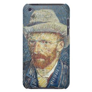 Selbstporträt Vincent van Goghs   mit geglaubtem iPod Case-Mate Hülle