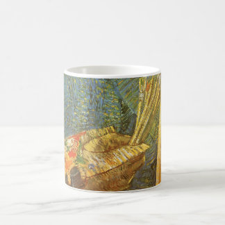 Selbstporträt vor Gestell, Vincent van Gogh Kaffeetasse
