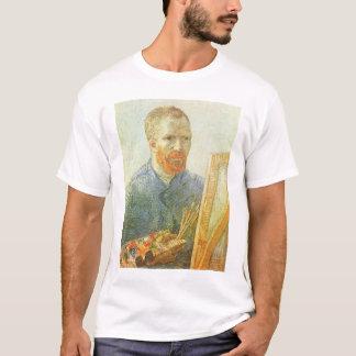 Selbstporträt vor Gestell, Vincent van Gogh T-Shirt