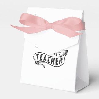 Selbstverständlich bin ich ich bin ein Lehrer Geschenkschachtel