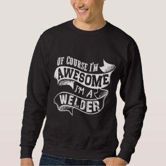 Selbstverständlich bin ich ich bin ein Schweißer Sweatshirt