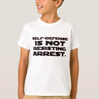 Selbstverteidigung 4 T-Shirt