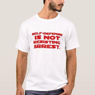 Selbstverteidigung 6 T-Shirt