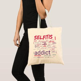 Selfitis, Selfie Süchtiger Tragetasche