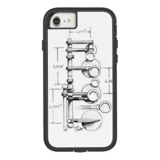 Selmer Paris ausgeglichenes Aktions-Saxophon 1939 Case-Mate Tough Extreme iPhone 8/7 Hülle