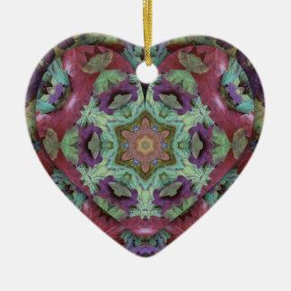Seltene Reiche färbten modernes abstraktes Keramik Ornament