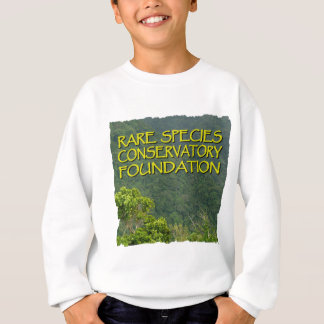 Seltene Spezies-Konservatorium-Grundlage Sweatshirt