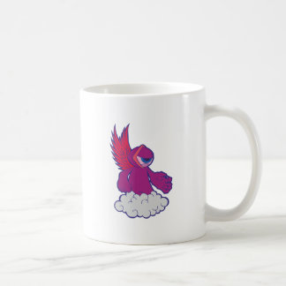 seltsame Gestalten strange beings Kaffeetasse