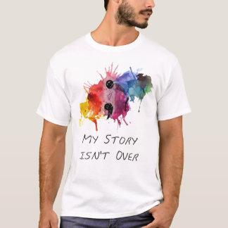 Semikolon meine Geschichte ist nicht vorbei T-Shirt