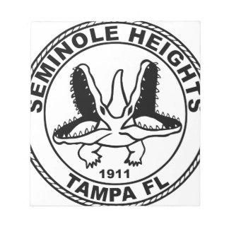 SEMINOLE_HEIGHTS_SEAL NOTIZBLOCK