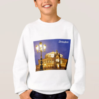 Semper- Oper Dresden-Germany-angie-.JPG Sweatshirt