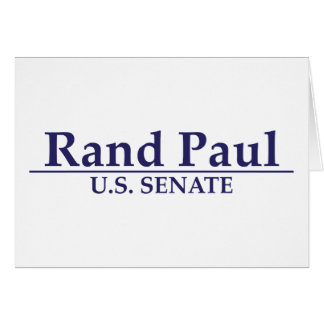 Senat Rand-Pauls US Karte