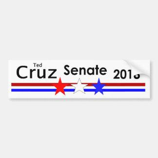 Senats-Autoaufkleber 2018 Ted Cruz Autoaufkleber