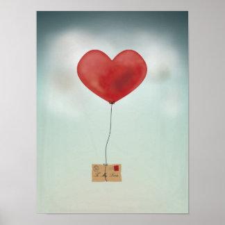 Senden Ihrer Liebe Poster
