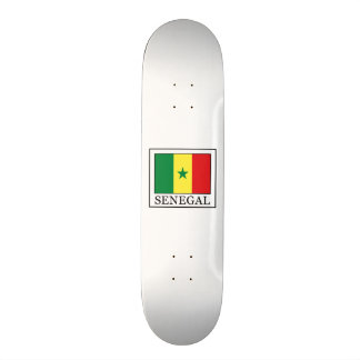 Senegal 19,1 Cm Old School Skateboard Deck