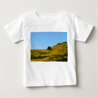 Senf-Gras Baby T-shirt