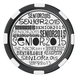 Senior-Poker-Chip 2015 Poker Chips