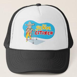 Senor Citizen schlägt wieder! Truckerkappe