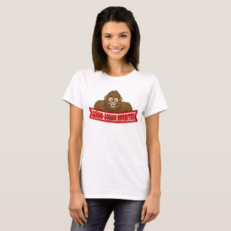 Senor-Squatch Burritos Womens T-Shirt