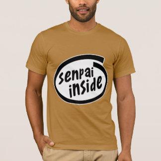 Senpai Innere-Parodie T-Shirt