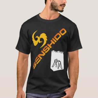 Senshido alte Schule T-Shirt