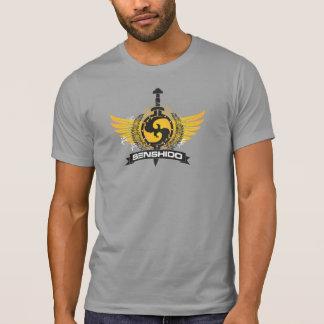 Senshido Flügel-, Schild-und Klinge-Dreiheit T-Shirt