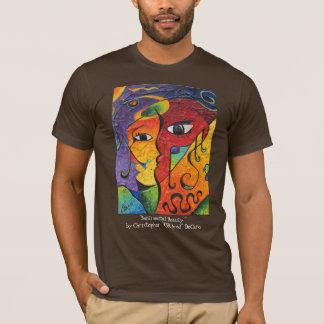 Sentimentale Schönheit durch Christopher ORAced T-Shirt