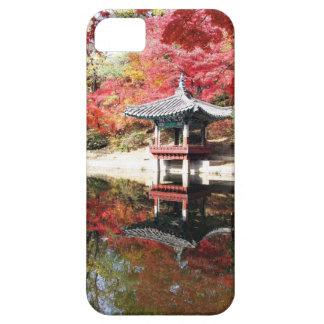 Seoul-Herbst-Japaner-Garten Etui Fürs iPhone 5