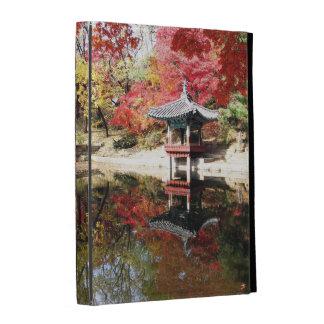 Seoul-Herbst-Japaner-Garten