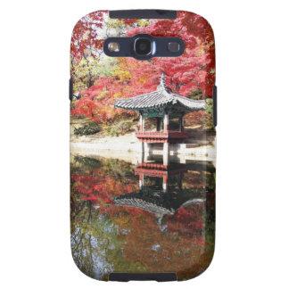 Seoul-Herbst-Japaner-Garten Schutzhülle Fürs Samsung Galaxy S3