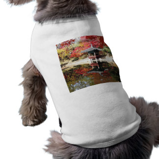 Seoul-Herbst-Japaner-Garten Hundebekleidung