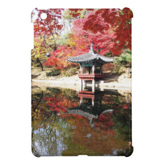 Seoul-Herbst-Japaner-Garten iPad Mini Hüllen