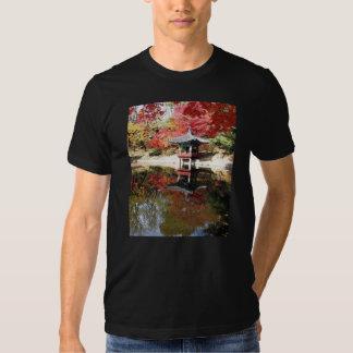 Seoul-Herbst-Japaner-Garten T Shirt