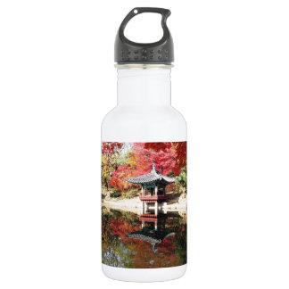 Seoul-Herbst-Japaner-Garten Trinkflaschen