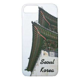 Seoul Korea iPhone 8/7 Hülle